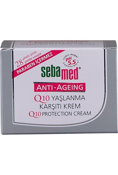 Sebamed Koenzim içerikli Q10 Yaşlanma Karşıtı Koruyucu Yüz Bakım Kremi 50 ml