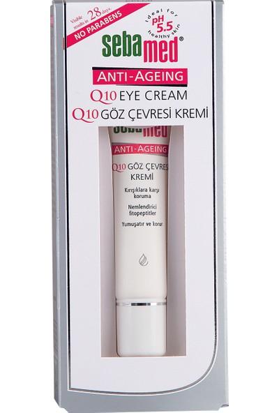 Sebamed Q10 Anti Age - Yaşlanma Karşıtı Göz Altı Kremi 15 Ml