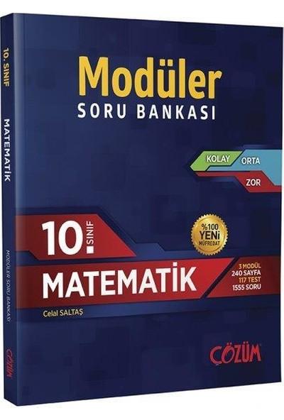 Eğitim Vadisi Yayınları 10. Sınıf Matematik Modüler Soru Bankası