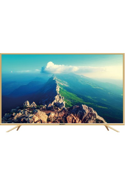 Sunny Woon WN65 65'' 165 Ekran Uydu Alıcılı 4K Ultra HD Android Smart LED TV