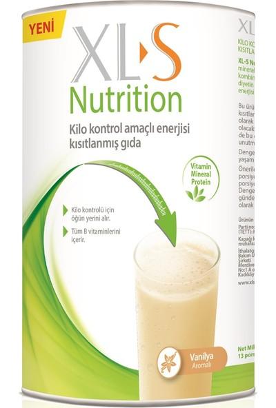 XL-S Nutrition Vanilya Kilo Kontrol Amaçlı Enerjisi Kısıtlanmış Gıda 520 gr