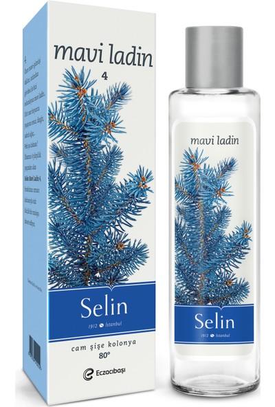 Selin Mavi Ladin Parfümlü Kolonya 180 ml