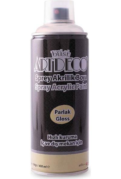 Artdeco Sprey Boya 400 Ml Chrome Silver Y-400-985