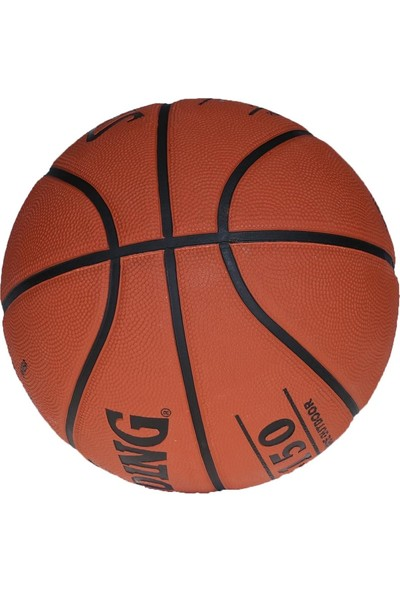 Spalding TF-150 Basketbol Topu Perform No:7 Fiba Logo (83-572Z)