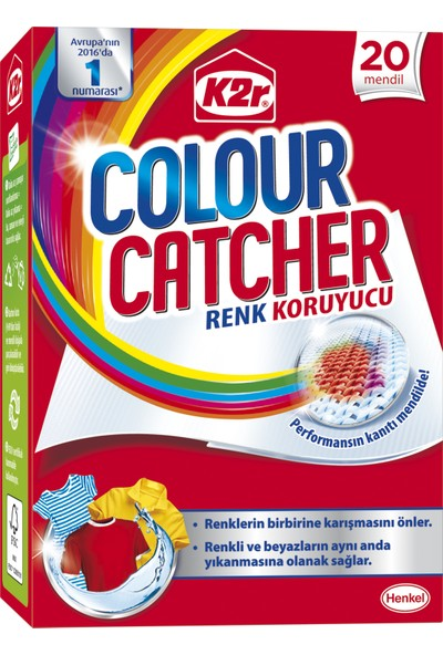 K2R Renk Koruyucu 20 Adet