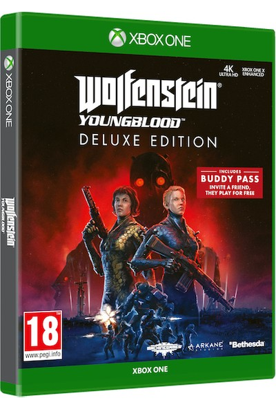 Wolfenstein Youngblood Deluxe Edition Xbox One Oyun