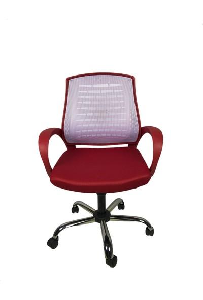 Mertsit Fileli Ofis Sandalyesi Çalışma Koltuğu Ofis Koltuğu