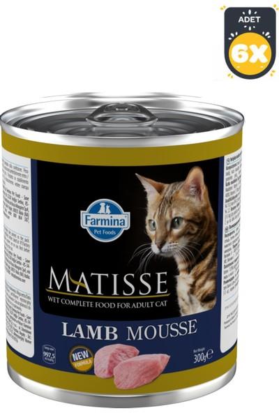 Farmina Matisse Cat Mousse Kuzulu 300 gr x 6 Adet