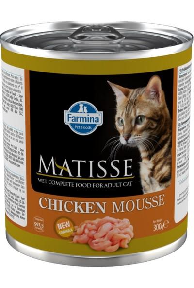 Farmina Matisse Cat Mousse Tavuklu 300 g x 6 Adet