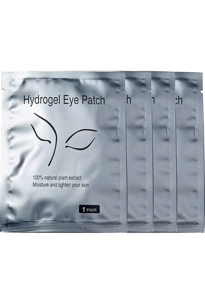Hydrogel Eye Patch Ipek Kirpik ,kirpik Lifting Göz Altı Pedi 10 Adet/ Hydrogel Patch