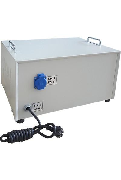 AGP Plus 15 KVA Monofaze Voltaj Regülatörü 160-250/220V