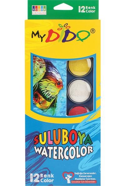 Südor My Dido Sulu Boya 12'li Küçük