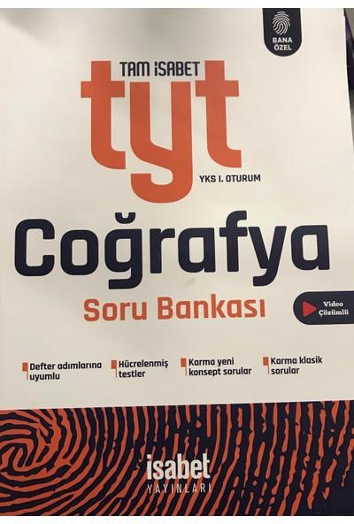 İsabet Yayınları Tyt Coğrafya Soru Bankası