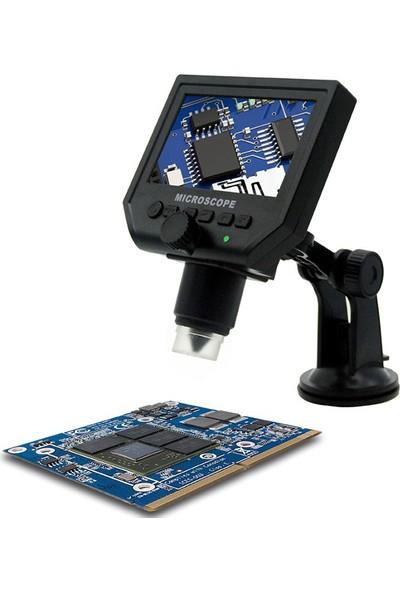 """Microscope 4.3"""" LCD Ekranlı Mikroskop"""
