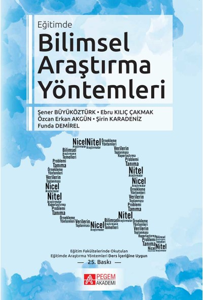 Bilimsel Araştırma Yöntemleri - Şirin Karadeniz