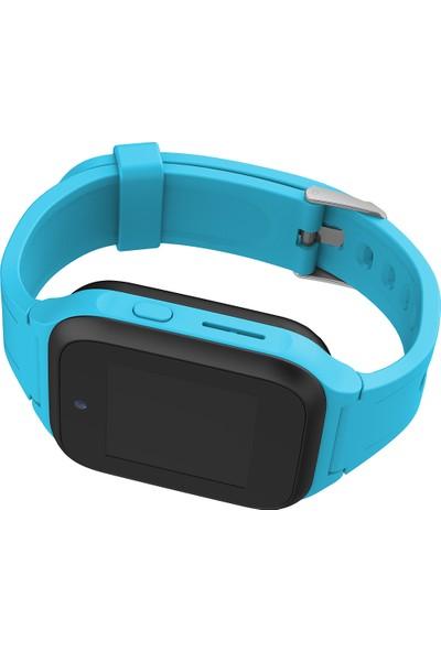Alcatel TCL MT40X Movetime Family Watch 4G Akıllı Çocuk Saati - Mavi