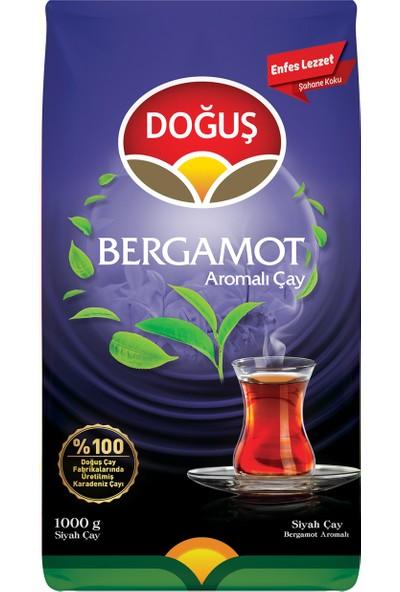 Doğuş Çay Bergamot Aromalı Siyah Çay 1 Kg