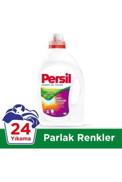 Persil Power Jel Çamaşır Deterjanı Color 24 Yıkama