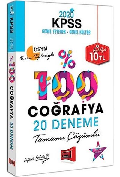 Yargı Yayınları 2020 Kpss Coğrafya Tamamı Çözümlü 20 Deneme
