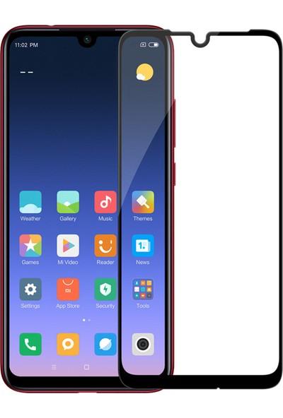 Case 4U Xiaomi Mi A3 Fiber Nano Cam Ekran Koruyucu Film Siyah