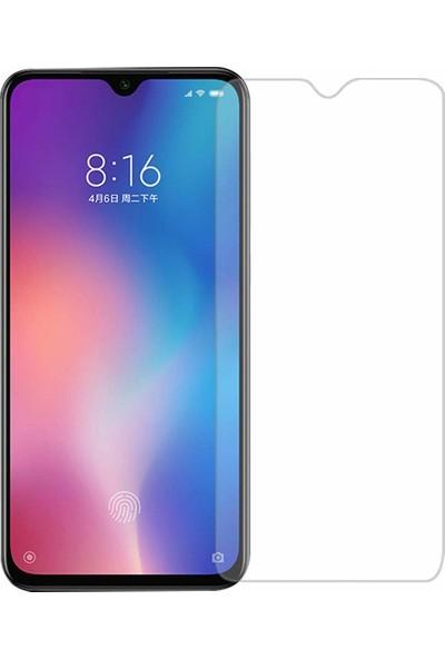 Case 4U Xiaomi Mi A3 Cam Ekran Koruyucu Temperli Şeffaf