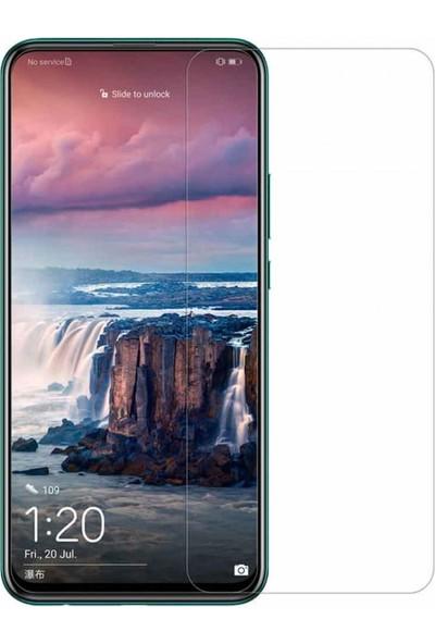 Case 4U Huawei P Smart Z Cam Ekran Koruyucu Temperli Şeffaf