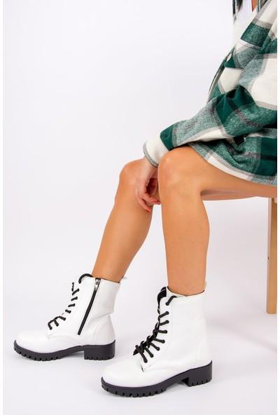 Fox Shoes Beyaz Kadın Bot G652072409