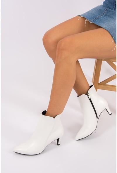 Fox Shoes Beyaz Kadın Bot G654059909