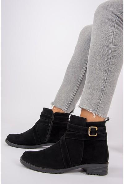 Fox Shoes Siyah Kadın Bot G726290202