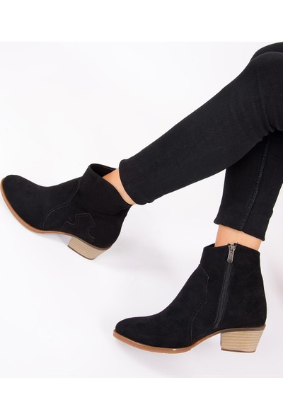 Fox Shoes Siyah Kadın Bot G758100302