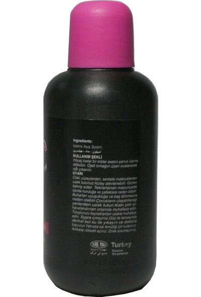 Esse Aseton Ekstra Etkili Koyu Renkli Ojeler İçin Aseton 200 ml