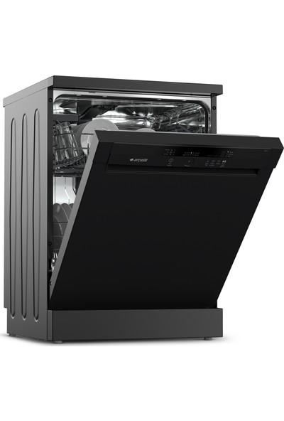 Arçelik 6344 A A+ Enerji Sınıfı 4 Programlı Bulaşık Makinesi