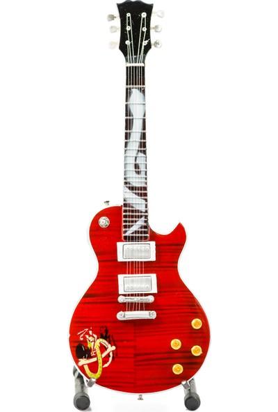 Shoptimal Slash Konseptli Dekoratif Minyatür Gitar