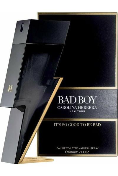 Carolina Herrera Bad Boy Edt 100 ml Parfüm Erkek Parfüm