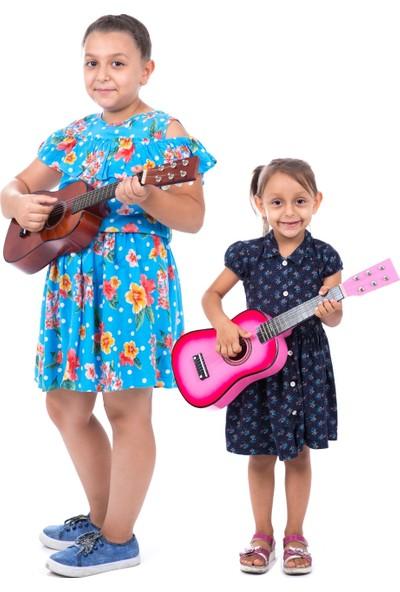 """Donizetti Çocuk Gitarı 23"""" DNZ075PNK"""