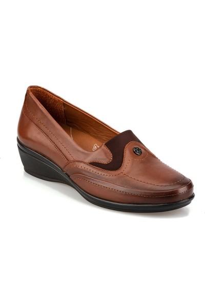 Polaris 5 Nokta 92.101026.Z Taba Kadın Ayakkabı