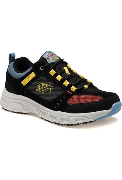 Skechers Oak Canyon Siyah Erkek Sneaker Ayakkabı