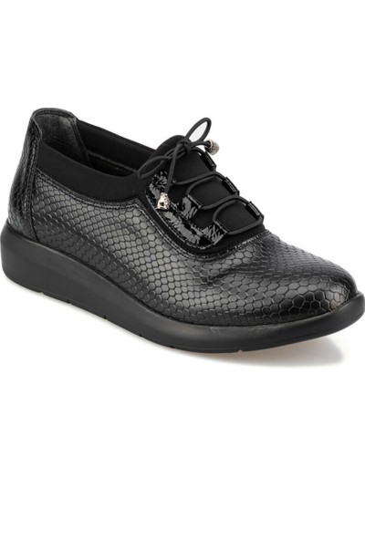Polaris 92.151054.Z Siyah Kadın Sneaker Ayakkabı