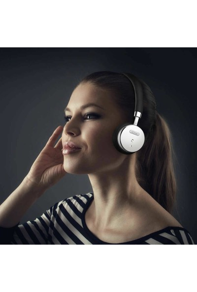 BÖHM Wireless Bluetooth Headphones Siyah