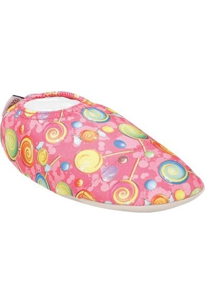 Freshout Candy Pembe Kız Çocuk Deniz Ayakkabısı
