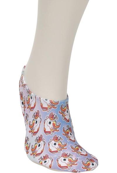 Freshout Claıre Mavi Kız Çocuk Deniz Ayakkabısı