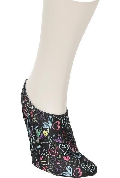 Freshout Colors Junıor Siyah Kız Çocuk Deniz Ayakkabısı