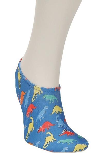 Freshout Jurassıc Lacivert Erkek Çocuk Deniz Ayakkabısı