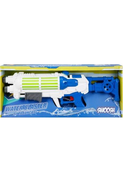 Zapp Toys Pompalı Büyük Boy Su Tabancası 57 cm - Beyaz