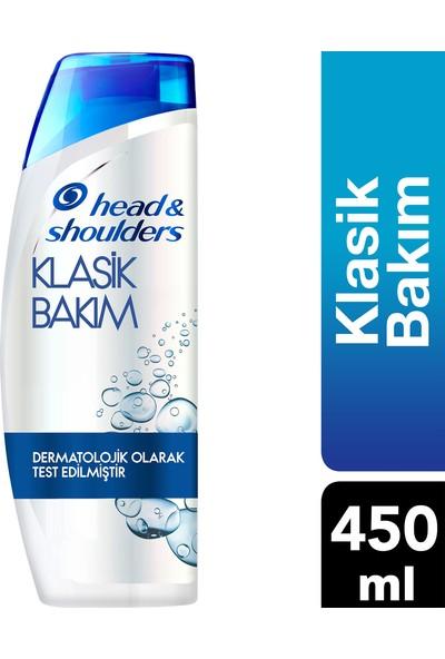 Head & Shoulders Klasik Bakım 450 ml Şampuan