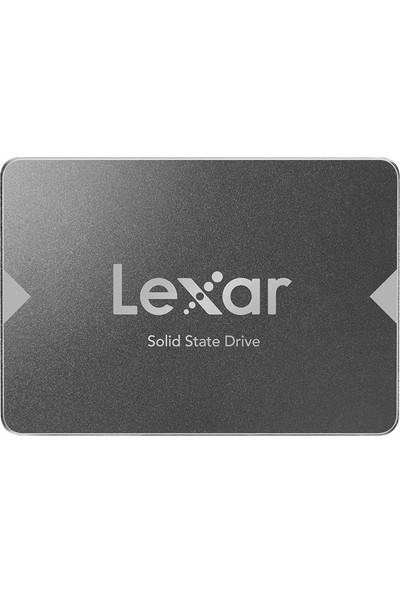 """Lexar NS100 512GB 550MB/s 2.5"""" SSD LNS100-5128RB"""