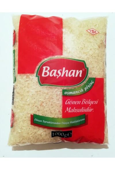 Başhan 1 Kg Başhan Osmancık Pirinç