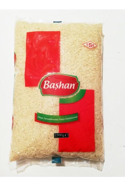 Başhan 2.5 Kg Başhan Osmancık Pirinç