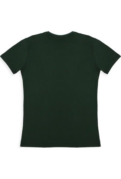 Ever Camping Tişört Yeşil