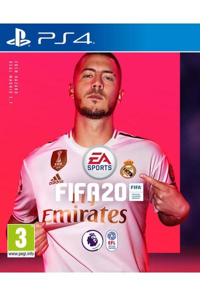 Fifa 20 Türkçe Menü PS4 Oyun